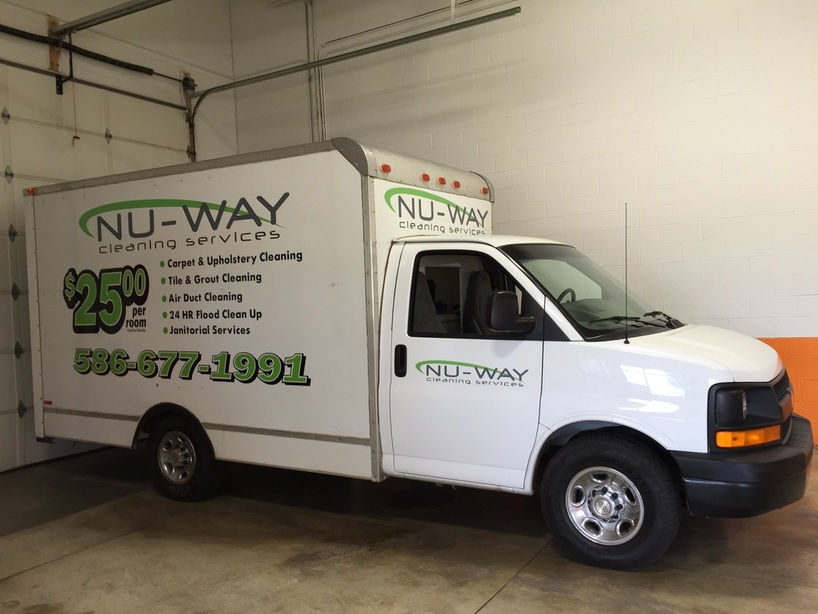 Nu-Way Cleaning Services