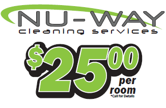 carpet cleaning special 25.00 per room