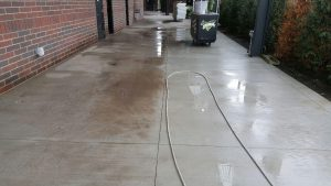power washing before after nuway