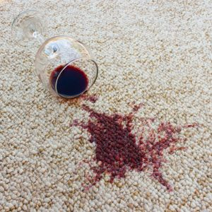 carpet stains